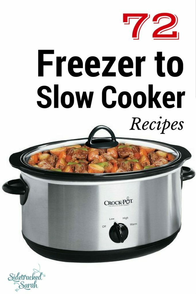 Wow, look at all the freezer to slow cooker recipes on this page!