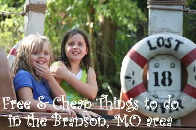 9 Things to Do in Branson, MO Area for Free or Cheap