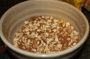Cinnamon, Oats, Sugar
