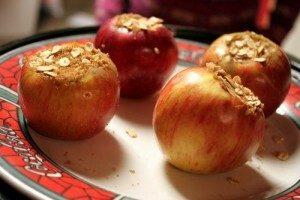 Filled Apples