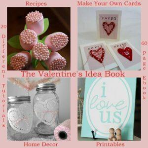 Valentine's Idea Book
