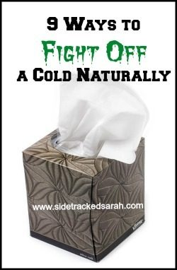 9 Ways to Fight Off a Cold Naturally