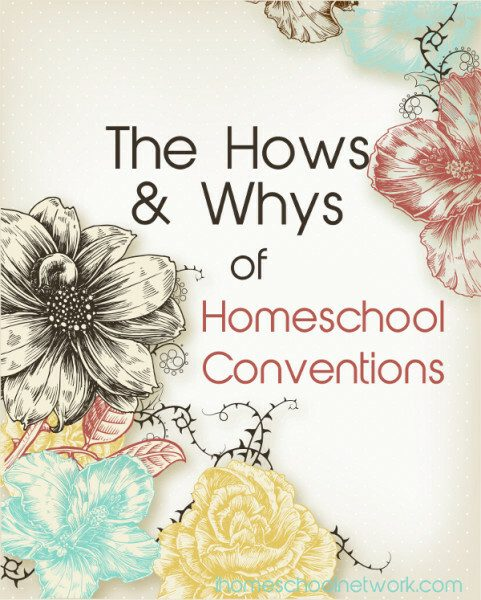 How a Homeschool Convention Recharges Your Homeschool's Battery