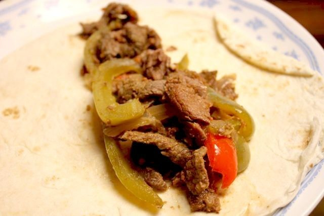 Crockpot Steak Fajitas Recipe - SidetrackedSarah.com