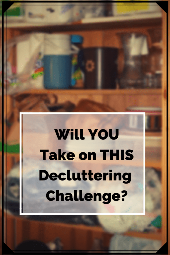 Will You Take on This Decluttering Challenge?