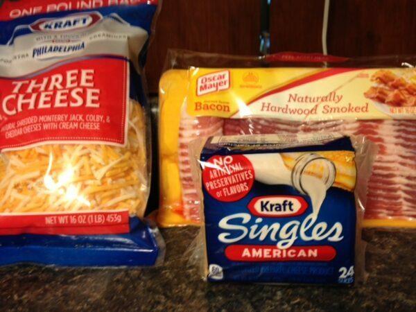 Kraft Cheese 5