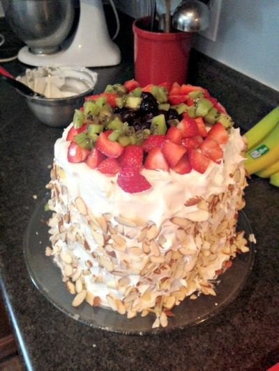 Watermelon Cake 9