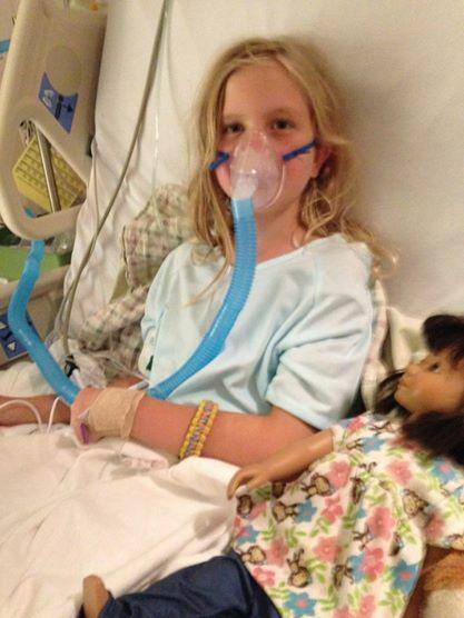 Savannah in Hospital 2