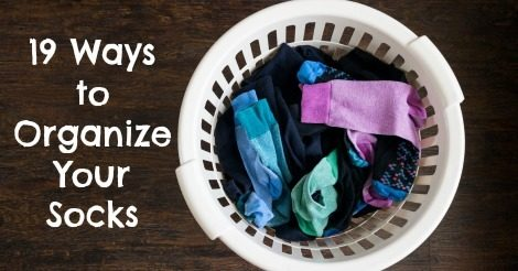 Organizing Your Socks – How Do You Keep Them Under Control?