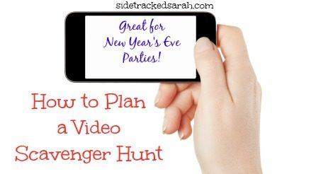 Video Scavenger Hunt