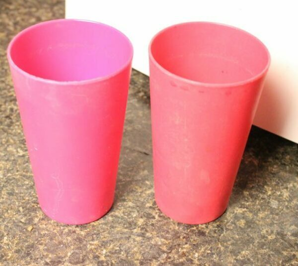 Color Coded Cups