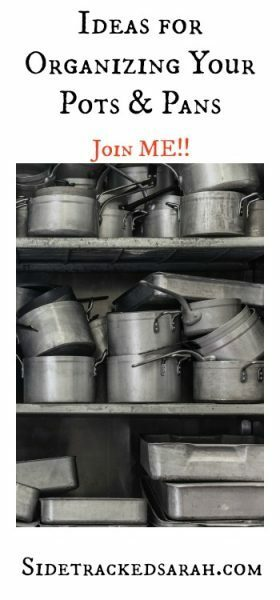 Ideas for Organizing Your Pots & Pans