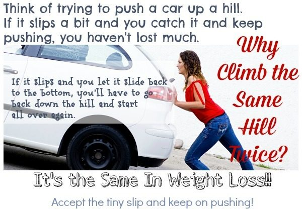 Why Climb the Same Hill Twice