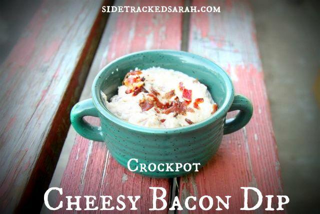 Bacon Cheese Dip
