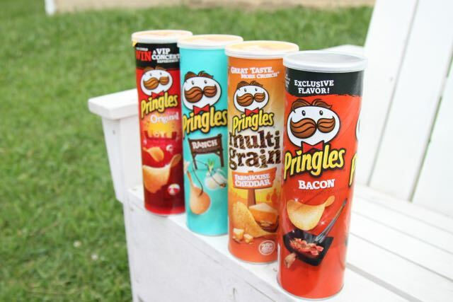 Pringles Summer Jam Sweeps
