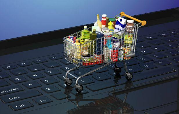 Blogging for Groceries
