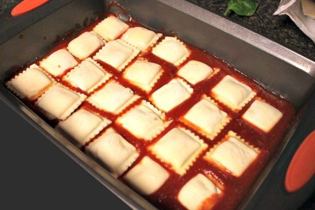 Last Minute Lasagna 2