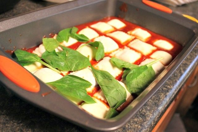Last Minute Lasagna 3