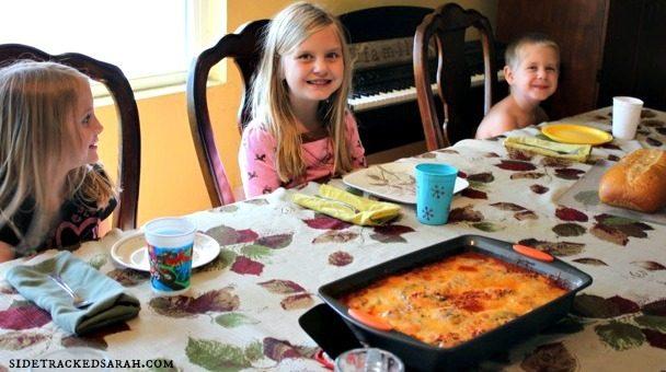 Last Minute Lasagna 5