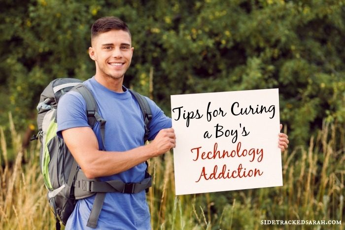 Tips for Curing a Boy's Technology Addiction
