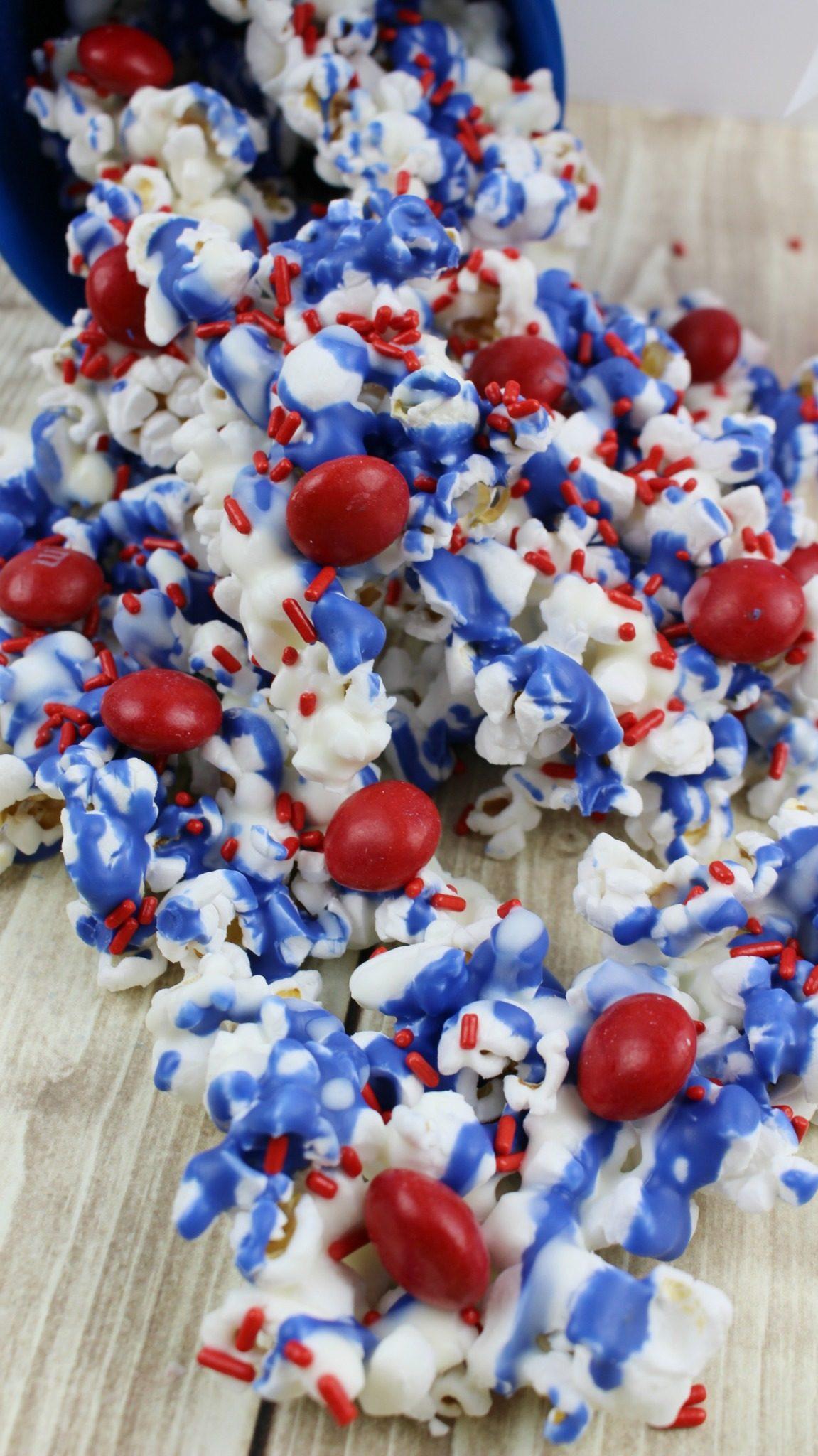 Patriotic Popcorn 3-3