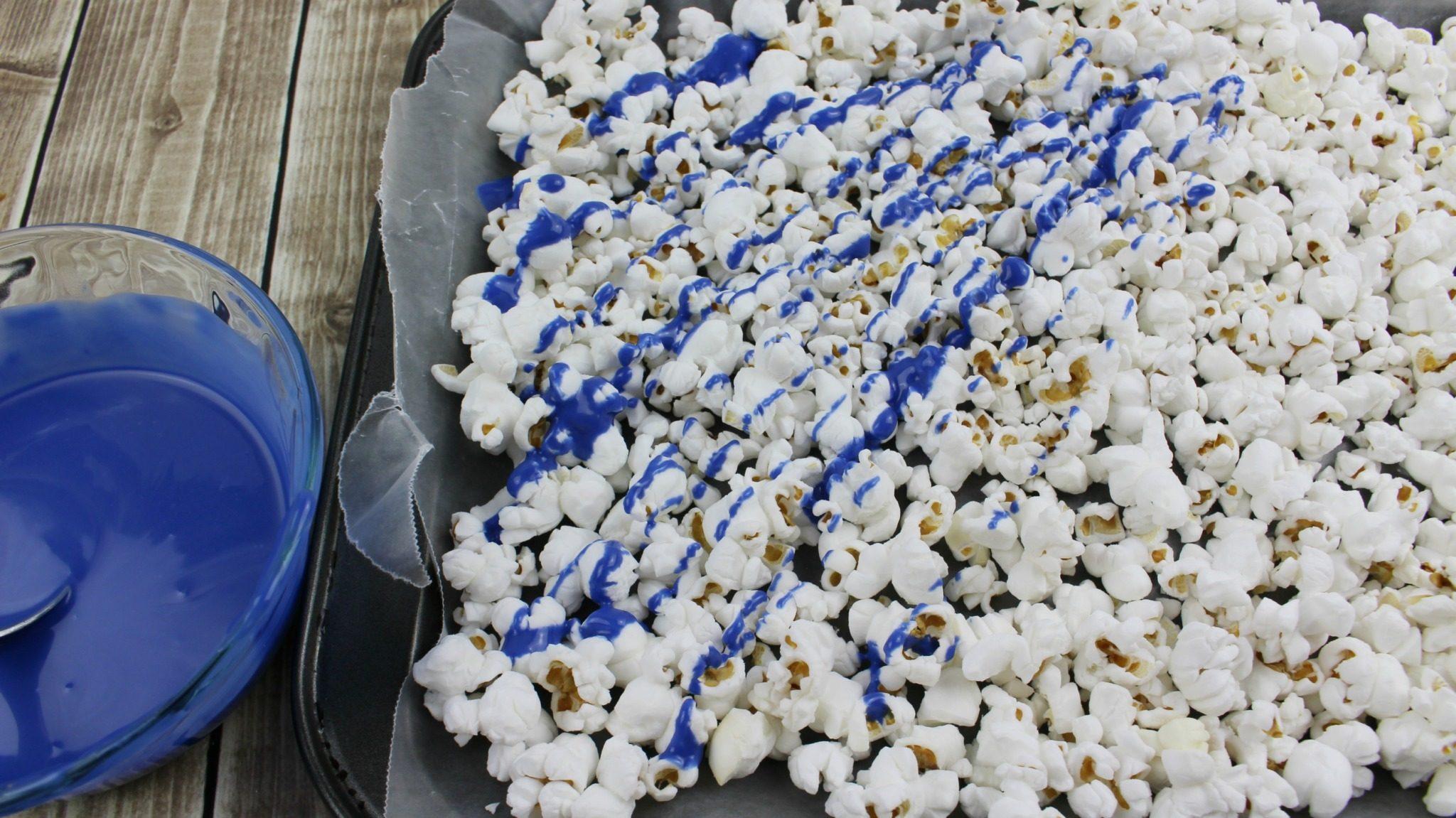Patriotic Popcorn Process 2