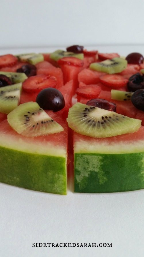 Watermelon Pizza 2