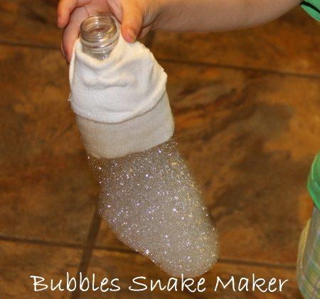 Bubble Sankes