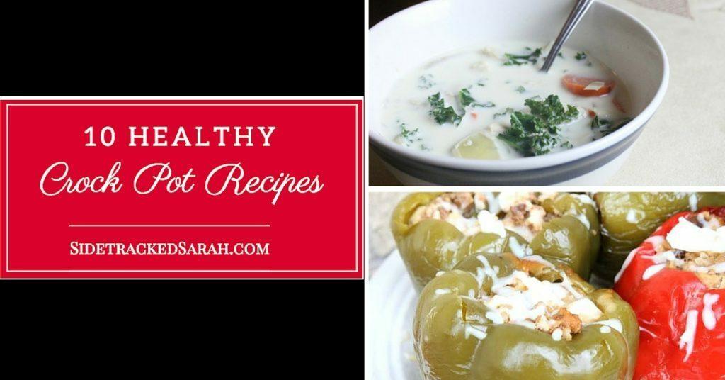10 Healthy Crock Pot Recipes (1)