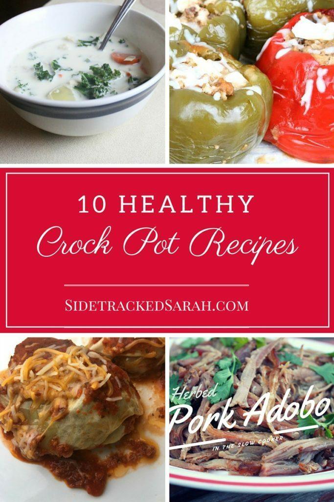 10 Healthy Crock Pot Recipes