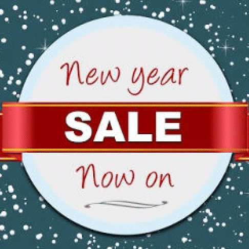 The Great Big Freezer to Slow Cooker & Instant Pot New Year's Sale!!