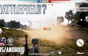 A new Battlefield Mobile Game Coming in 2022