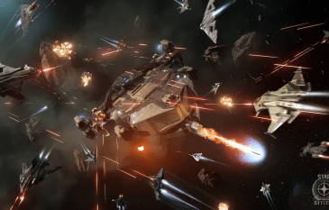 STAR CITIZEN STARTS ANNUAL SHIP SHOW & FREE TRIAL