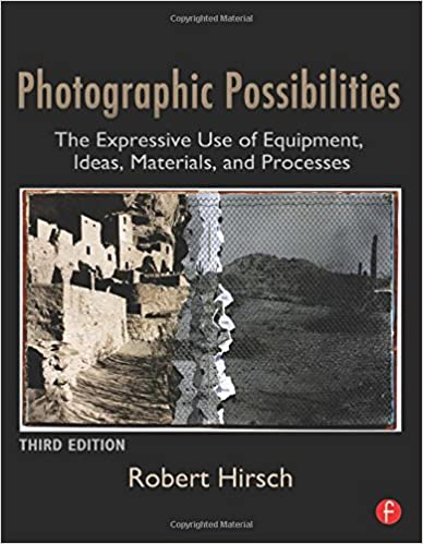 Book Cover: Photographic Possibilities by Robert Hirsch