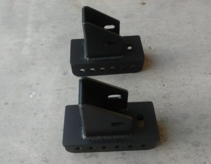 Shackle Relocation Brackets