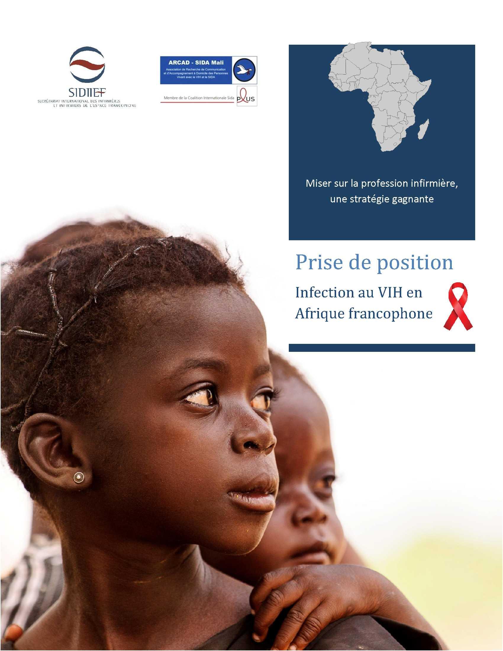 Prise de position VIH