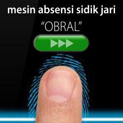 jual absensi fingerprint