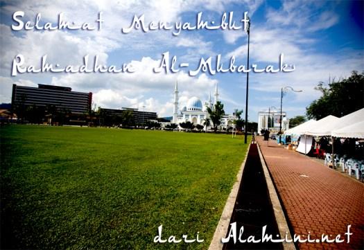 Salam ramadhan dari sidik.org