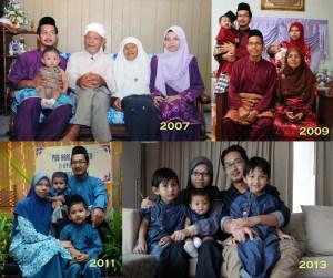 Family Sidik 7 tahun resize