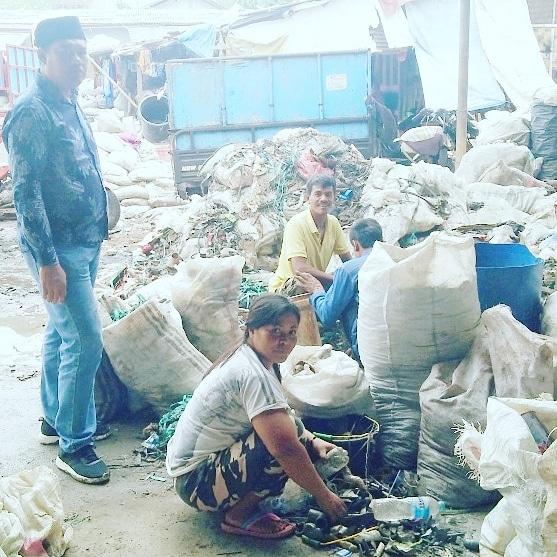 TPST Salembaran Asri  Jaya Kec. Kosambi, Butuh Perhatian Pemerintah