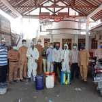 Putus Mata Rantai Covid-19 Pemerintah Desa Jatimulya Gelar Himbauan 3 M Dan Penyemprotan Disinfektan