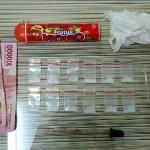 Hendak Transaksi Narkotika, Seorang Warga Anggana Terjaring Operasi Antik Mahakam 2020 Polres Kukar