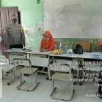 Desa Tanjung Burung Salurkan 771 KK Penerima BST Tahap 7 Di SDN Tanjung Burung