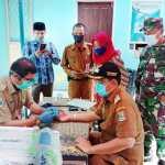 Pemerintah Desa Cengklong Gelar Rapid Test Massal Gratis Di Halaman Kantor Desa Cengklong