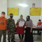 Pemerintah Desa Kampung Besar Salurkan 602 KK Penerima BST Tahap 7 Di Aula Kantor Desa Kampung Besar