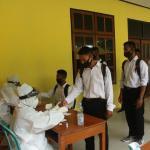 730 Rapid Test Gratis Calon Prajurit, Sumbangsih Korem 143, Persit KCK dan KONI Sultra