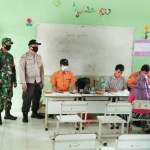 Pemerintah Desa Tanjung Burung Salurkan 771 KK Penerima BST Tahap 9 Di SDN Tanjung Burung