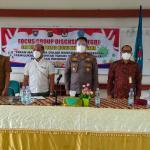 Gelar Focus Group Discussion (FGD), Sat Binmas Polres Kukar Ajak Mahasiswa Gunakan Hak Pilih Dengan Bijak