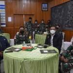 Korem 174 Merauke Siap Mendukung Kelancaran Pelaksanaan PON XX Tahun 2021 Di Papua