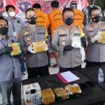 Undercover Buy, Tim Tigers Polres Kukar Ungkap Peredaran  5,6 Kilogram Narkotika Jenis Sabu Sabu